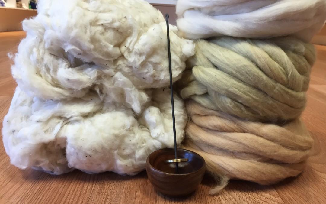 Cotton Spinning Class