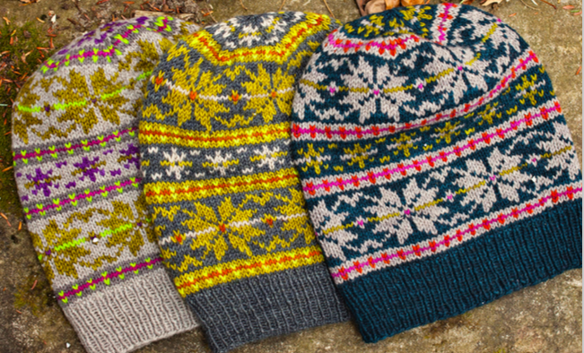 Fair Isle Hat Class - West 7th Wool